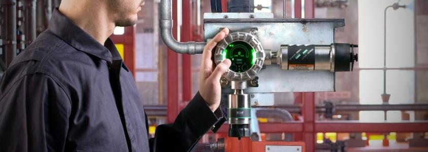 Détection de gaz et flamme fixe