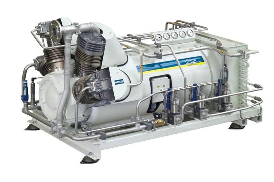 Compresseurs de dioxyde de carbone