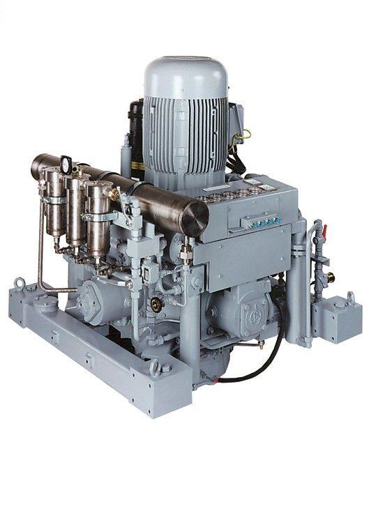 Argon Compressors