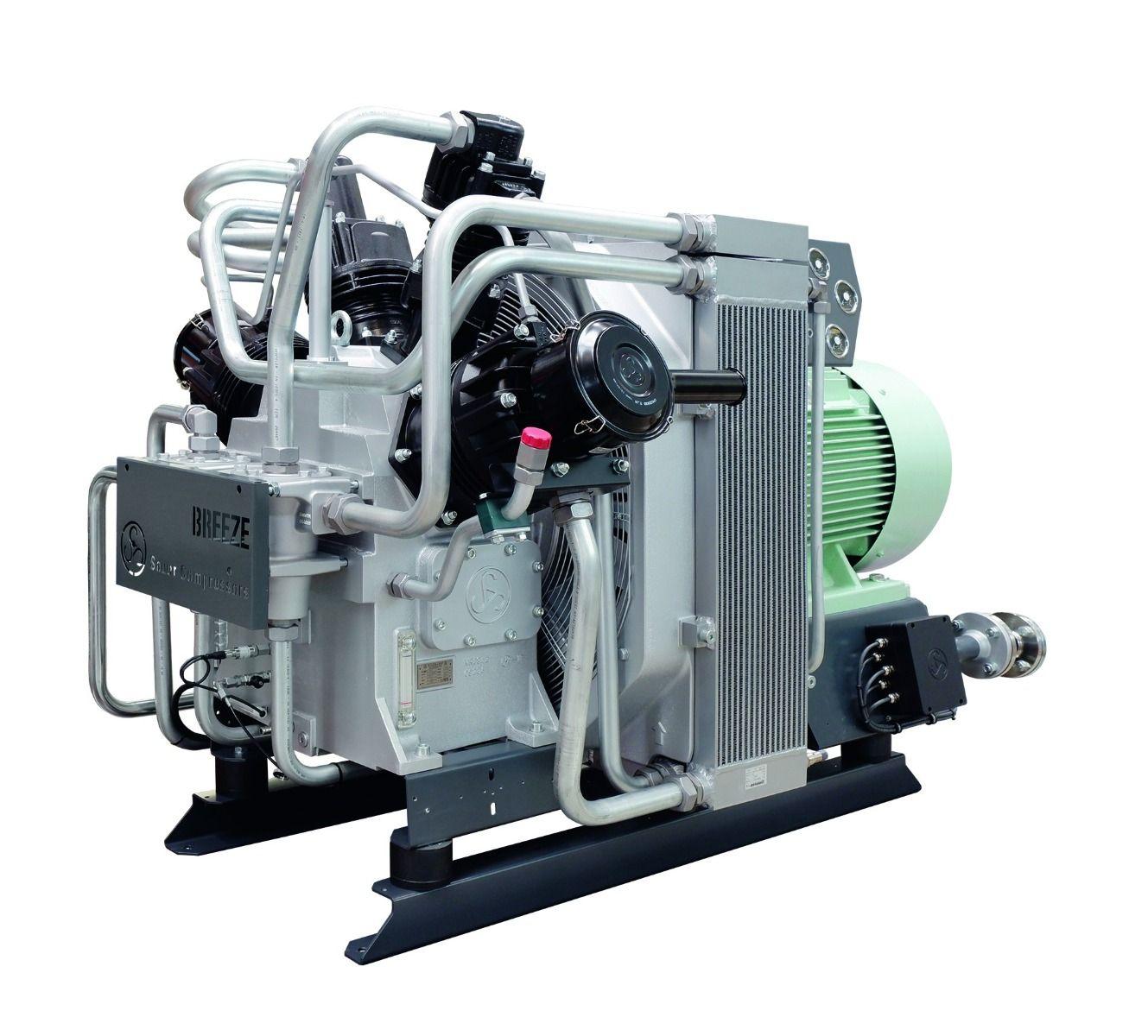 Starting Air Compressors