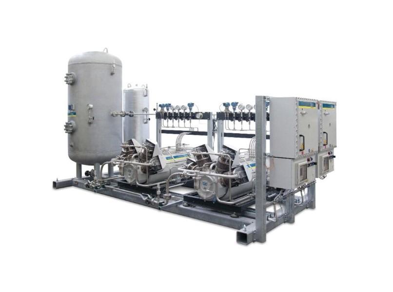 Compresseurs d'hydrogène