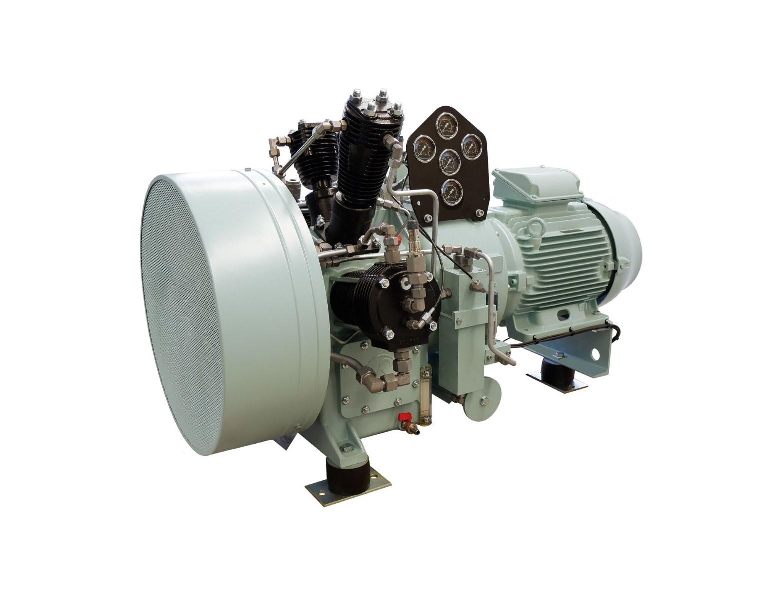 Hydrogen Compressors