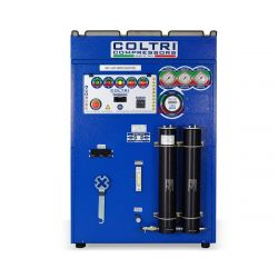 Coltri MCH-21 ET Super Silent TPS 400V/50Hz + Electronic Pressure Gauge with Relay