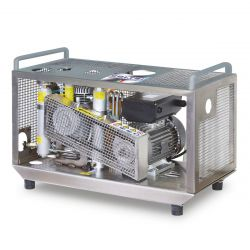 Coltri MCH-6 ET Compact 440V/60Hz Stainless Steel breathing air compressor
