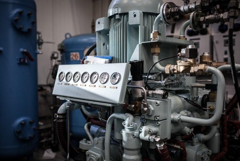Holugt Sauer Compressoren & Vaste gas- en vlamdetectie