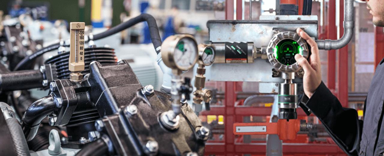 Compressoren & Gas- en vlamdetectie