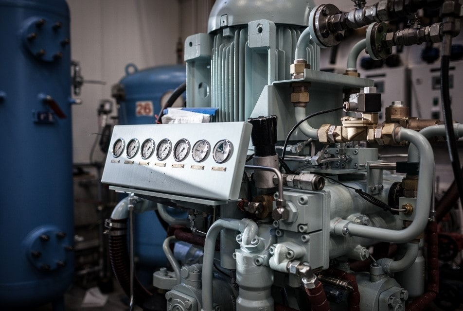 Holugt Sauer Compressors & Fixed Gas- and Vlame Detection