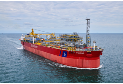 Fire & Gas project Tortue FPSO